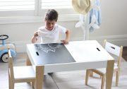 kindertafel en stoeltje beboonz 4