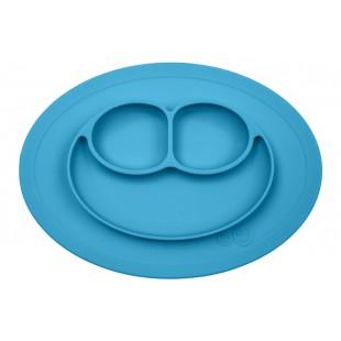 mini mat blauw