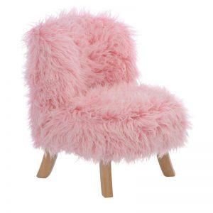 pink furry 1