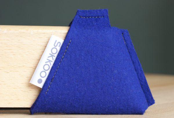 sokkoo konings blauw