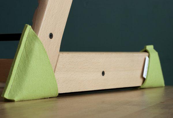 sokkoo groen-onderzijde