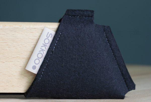 zwarte sokkoo
