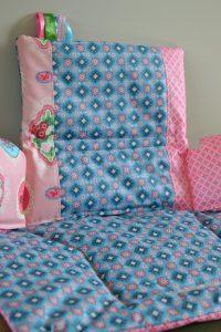 stoelverkleiner blauw roze PIP